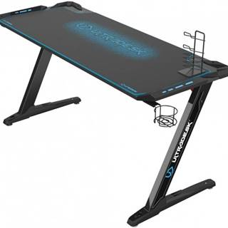 Herný stôl ULTRADESK SPACE XXL BLUE UDESK-SP-BU