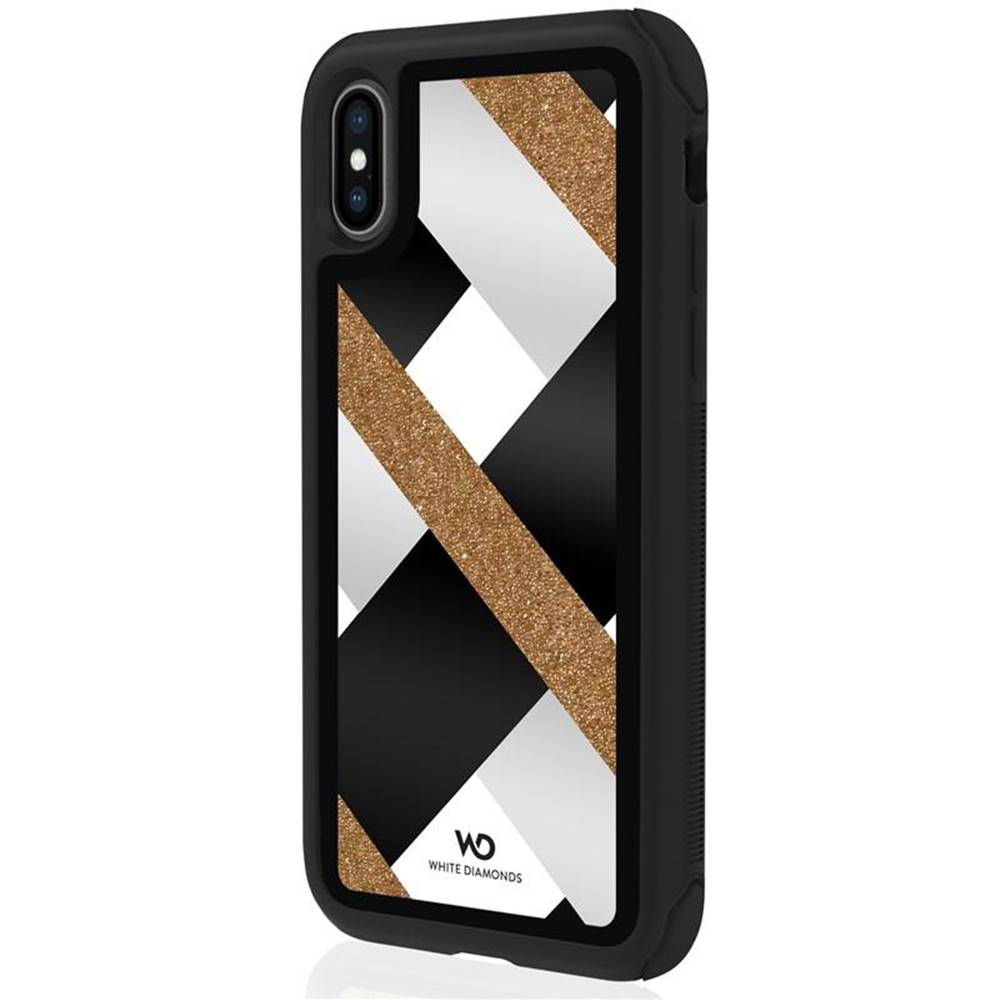 White Diamonds Kryt na mobil White Diamonds Tough Luxe Case na Apple iPhone X/Xs