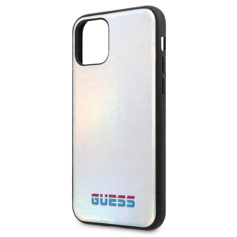 Guess Kryt na mobil Guess Iridescent na Apple iPhone 11 Pro Max